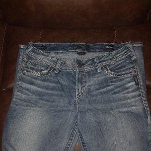 Silver Jeans Jeans - Silver Suki Jeans